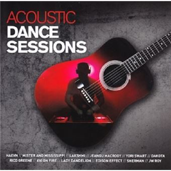 Acoustic Dance Sessions 2 - CD