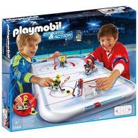 Playmobil Sports & Action 5594 Pista de Hóquei no Gelo