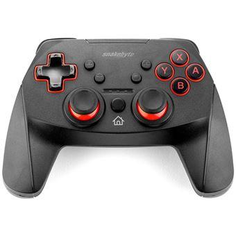 Comando Snakebyte Gamepad S-PRO para Nintendo Switch - Preto