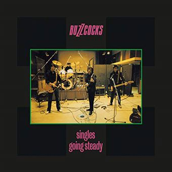 Singles Goes Steady - LP 12''