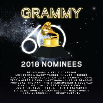 2018 GRAMMY Nominees - CD