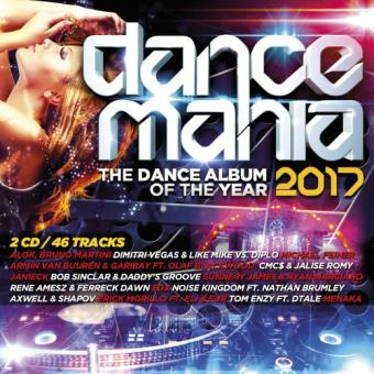 Dance Mania 2017 (2CD)