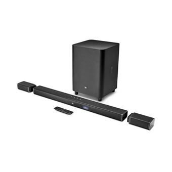 JBL Bar 5.1 coluna soundbar 5.1 canais 510 W Preto