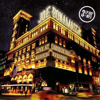 Live At Carnegie Hall: An Acoustic Evening (180g) (3LP+MP3