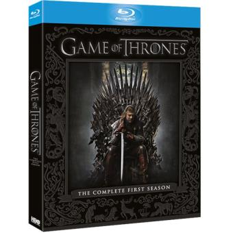 Guerra dos Tronos - 1ª Temporada - Blu-ray - Game of Thrones Season 1