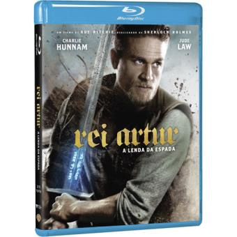 Rei Artur: A Lenda da Espada (Blu-ray)