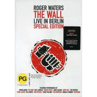 The Wall - Live In Berlin 21.7.1990 (Special Edition)