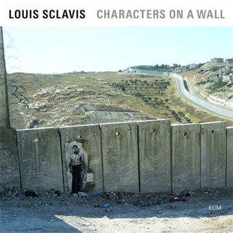 Characters on a Wall - CD