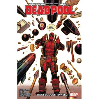 Deadpool by skottie young vol. 3: w