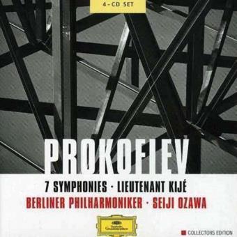 7 symphonies/lieut. kije