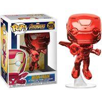 Funko Pop! Avengers Infinity War: Iron Man - Red Chrome - 285