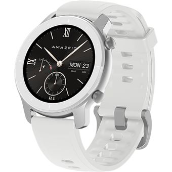 Smartwatch Amazfit GTR - 42mm - Moonlight White