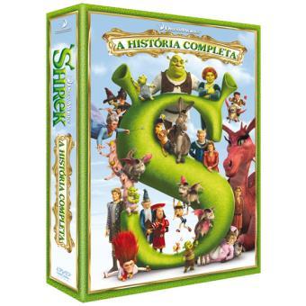 Shrek 1+2+3+4