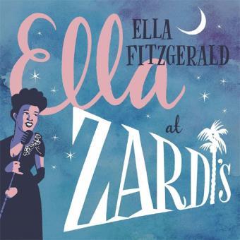 Ella At Zardi's - CD