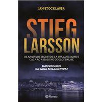 Stieg Larsson: Os Arquivos Secretos