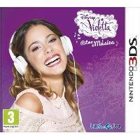 Violetta: Ritmo & Música 3DS