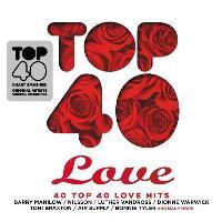 Top 40 Love (2CD)