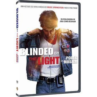 Blinded by the Light: O Poder da Música - DVD