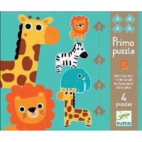 Na Selva - Primo Puzzle