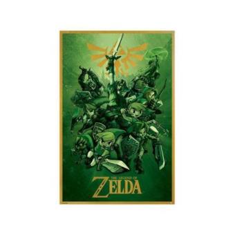 PosterThe Legend of Zelda