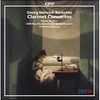 Concertos For Clarinet &