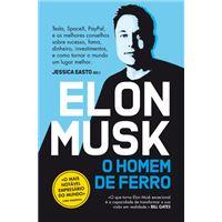 Elon Musk - O Homem de Ferro