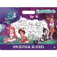 Enchantimals: Um Festival de Cores