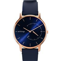 Relógio de Desporto Withings Move Timeless Chic - Rose Gold | Blue