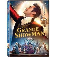 O Grande Showman - DVD