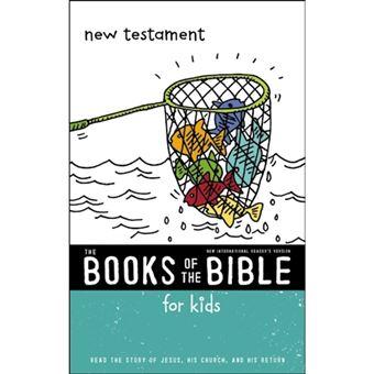 Nirv, the books of the bible for ki