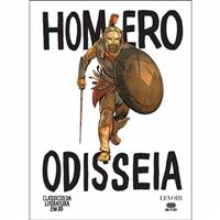 Clássicos da Literatura em BD - Livro 3: Odisseia