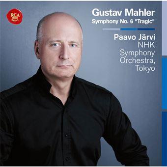 Mahler: Symphony No 6 Tragic - CD