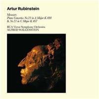 Piano Concertos Nº 23 & Nª 21 -  CD