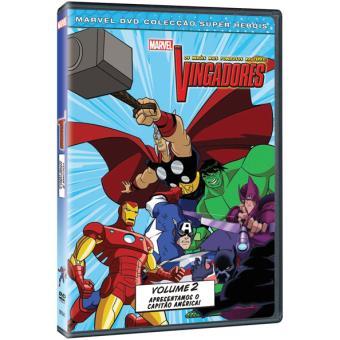 Os Vingadores Vol.2 – Apresentamos o Capitão América