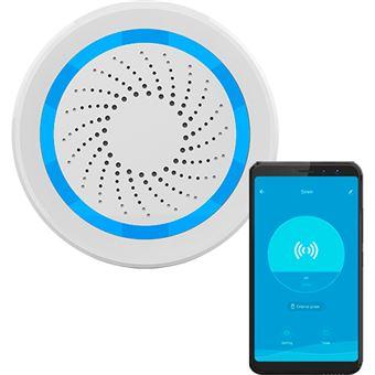 Alarme Inteligente Wi-Fi SPC Sonus