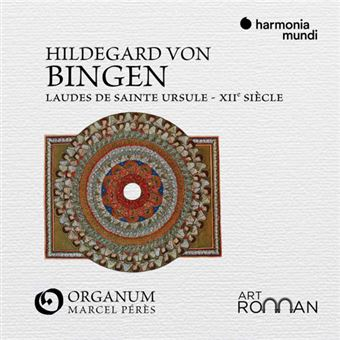 Hildegard von Bingen: Laudes de sainte Ursule - CD