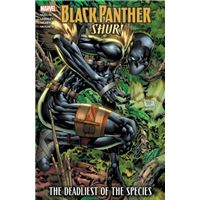 Black panther: shuri - the deadlies