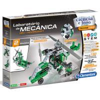 Laboratório de Mecânica  Heli & Hovercraft - Clementoni