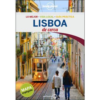 Guía Lonely Planet De Cerca - Lisboa