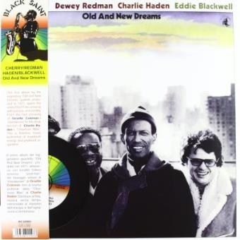 Old and new dreams-lp+cd-