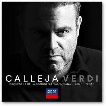 Joseph Calleja: Verdi - CD