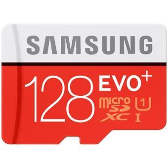 Samsung Cartão Micro SDXC Evo+ 128GB Classe 10