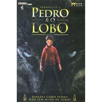 Prokofiev: Pedro e o Lobo - Blu-ray