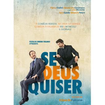Se Deus Quiser(DVD)