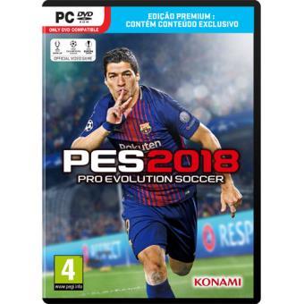 Pro Evolution Soccer 2018 Edição Premium PC