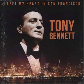 I Left My Heart in San Francisco - LP