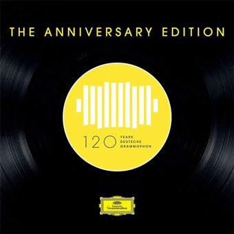 Deutsche Gammophon 120 Years: The Anniversary Edition - 121CD + Blu-ray