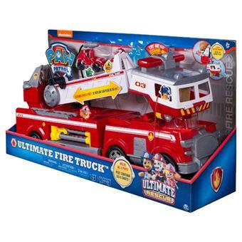 Patrulha Pata - Paw Patrol: Camião de Bombeiros - Concentra