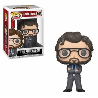 Funko Pop! La Casa de Papel: The Professor - 744