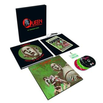 News Of The World - 40th Anniversary Deluxe Box - LP+3CD+DVD